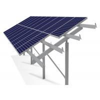 China Hot Dipped Galvanized Solar Power Energy System , C Type Solar PV Mounting Systems on sale