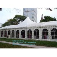 Quality 15x40m Outdoor Event Tent For 600 Persons With Roof Lining And Curtain For Party for sale