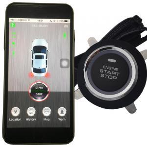 Quality ISO andriod Smartphone Car Alarm mobile password key pad emergency lock or unlock car door for sale