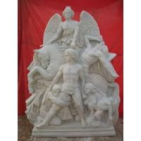 China white marble sculpture on sale