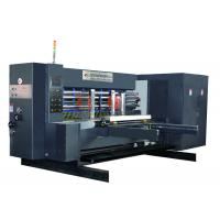Quality SYKM5212 High speed flexo corrugated board printing slotting machine for sale