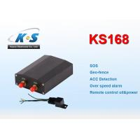 Quality Realtime Voice Monitoring Vehicle GPS Tracker Work With Fuel Level Sensor For Fuel Monitoring for sale