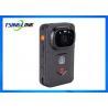Buy cheap Megapixel IR 4G Body Worn Camera Audio Video Recorder 32G Memory Storage Battery from wholesalers