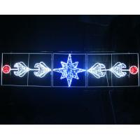 Quality 2015 new model Christmas decorations lights LED Street Motif Light project for sale