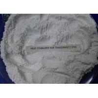 Quality Good Stability Heat Stabilizers In Plastics , PVC Raw Material SGS Standard for sale