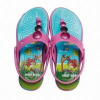 Quality Children's Clogs with EVA Outsole, Fashionable Design, Various Colors are Available for sale