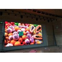 Quality Small Pixel Pitch High Definition LED Display With Quick Locking Mechanism Smart Cabinet for sale