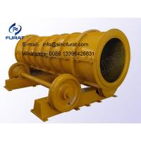 Reinforced concrete culvert pipe mould bell and spigot joint 600m of