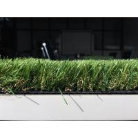 Quality 10500 Dtex Artificial Grass Lawns Outdoor Artificial Turf 2m / 4m Roll Width for sale