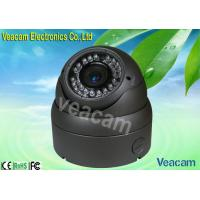 Quality Auto White Balance Vandal Proof Dome Camera of 4 - 9mm Manual Zoom Lens for sale