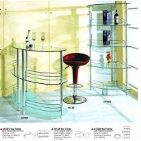 Quality Bar Table  Bar Chair  Store Shelf for sale