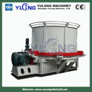 Quality straw bale rotary shredder for sale