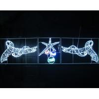 Quality New style 2015 across street motif light decoration from China for sale