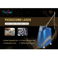 Quality 600ps Equal Cynosure Pico Sure Pico Second Laser Tattoo Removal Machine for sale