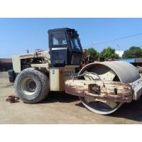 Quality used ingersollrand SD150D  road roller  double drum compactor year 2008 original painting for sale