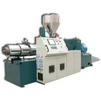 Recycling Single Screw Pelletizing Extruder , PE Film Extruder Plastic Machine