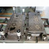 Quality Metal Progressive Die, Used for Exhaust Manifold Gasket for sale