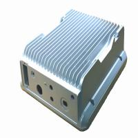 Quality High Precision CNC Machining Electric Aluminum Enclosure  With Surface Anodizing for sale