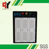 Quality Reusable Circuit Electronics Breadboard Combination With Six Pattern for sale