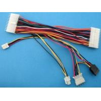 Quality 20 AWG Car Wire Cable Harness Assembly Molex Mini-Fit Jr / SATA / AMP Connector for sale