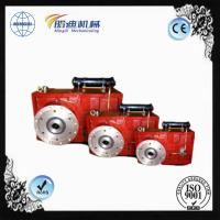 Quality MINGDI ZLYJ Series Gear Reduction Box Speed Reducer 5.5-540 W HRC 45-62 for sale