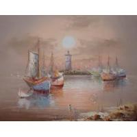 Quality Boat Painting for sale