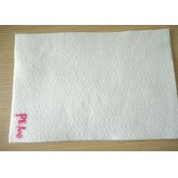 Quality 100 Micron Non Wowven PE Micron Filter Cloth / Filter Fabric For Industry Liquid Filter Bag for sale