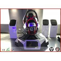 Quality Vr Racing Simulator 9D Simulator Attractive Design Virtual Reality Game Car Machine for sale