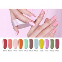 Quality Free Samples Bright Multi Colors Healthy Resin Material Non Toxic UV Gel Color For Nails for sale