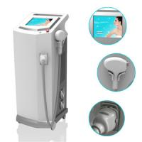 Quality Handpiece 808nm semiconductor laser hair removal machine for sale