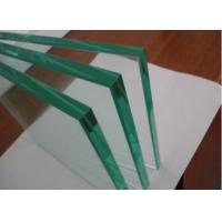 China Decorative Glass Building Material Laminated Security Glass Anti - Explosion on sale