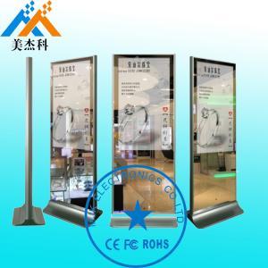 Quality 43 Inch Modern Magic Mirror Display For Bathroom , Touch Screen Mirror Sensor Led Light Box for sale