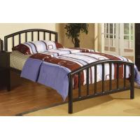 Childrens Twin Size Metal Bed King With Mattress 1.2mm Bedstead Frame