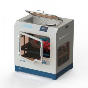 Quality PEEK / Ultem High Definition 3d Printer 350W Gross Power Direct Drive Feeding for sale
