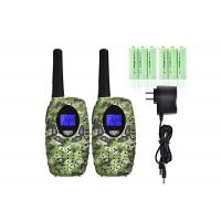 Buy cheap Handheld 8-22 Channels UHF Two Way Radios With Low Battery Alert Function from wholesalers