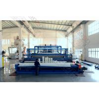 Quality Waterproof Plastic Sheet Extrusion Machine Sheet Extruder Machine 500-800kg/Hr Capacity for sale