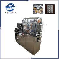 China Mini lab model Small Automatic Blister Packing Machine for Tablet or Capsule (DPP110) on sale