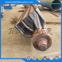 Quality Industrial Steam Boiler Replacement Parts Manifold Header Eco Friendly Energy Saving for sale