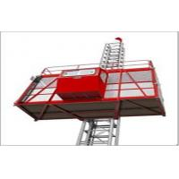 Quality Painted Construction Material Hoist for sale