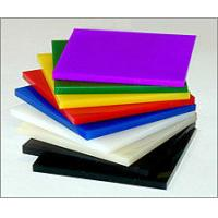 Quality ABS Engraving Plastic Sheet , Double Color 3 Ply Engraving Plastic Board for sale