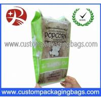 Buy cheap Eco - Friendly Plastic Popcorn Plastic Food Packaging Bags , Recycle Packaging from wholesalers