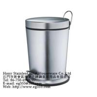 Quality Stainless steel trash bins for sale