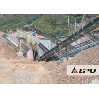 Buy cheap Vibrating Frequency 970 r/min Vibro Screen Machine in Stone Production Line from Wholesalers