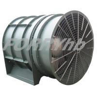 Quality DTF series Tunnel Ventilation Fan axial fan with cast aluminium impeller for sale