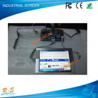 Quality AUO  new   stock  7inch  WXGA 800*480 TFT module LCD with control board for car touch panel for sale