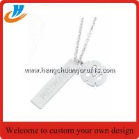 China Custom Creative Fashion Jewelry Metal Necklace bracelet for Women gifts, OEM your own design on sale