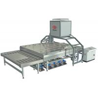 Furniture Glass Washer / Glass Dryer Machine For Flat Furniture Glass