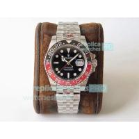 Quality GM Factory Swiss ETA2836 Rolex GMT-Master II 'COKE' Rolex Replica Watch for sale