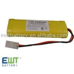 China Ni-CD 2100mAh 7.2 RC car battery pack on sale