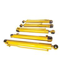 Quality Agricultural Hydraulic Cylinder Double Action 50 - 300mm Stroke Available for sale
